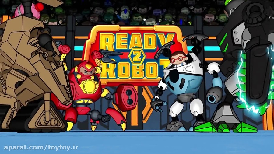 پک شانسی فیگورهای Ready 2 Robot  سری 1, image 1