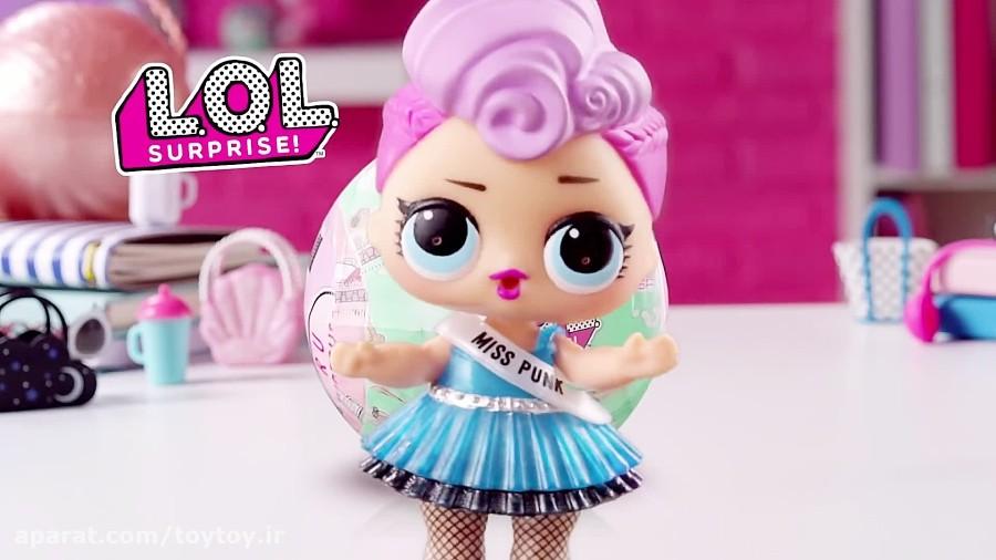 عروسک های LOL Surprise مدل Lil Sisters, image 1