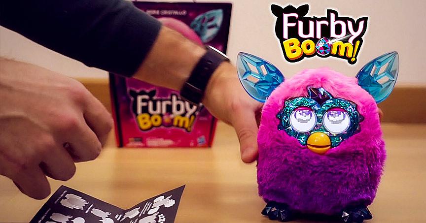 Furby Boom - ToyToy