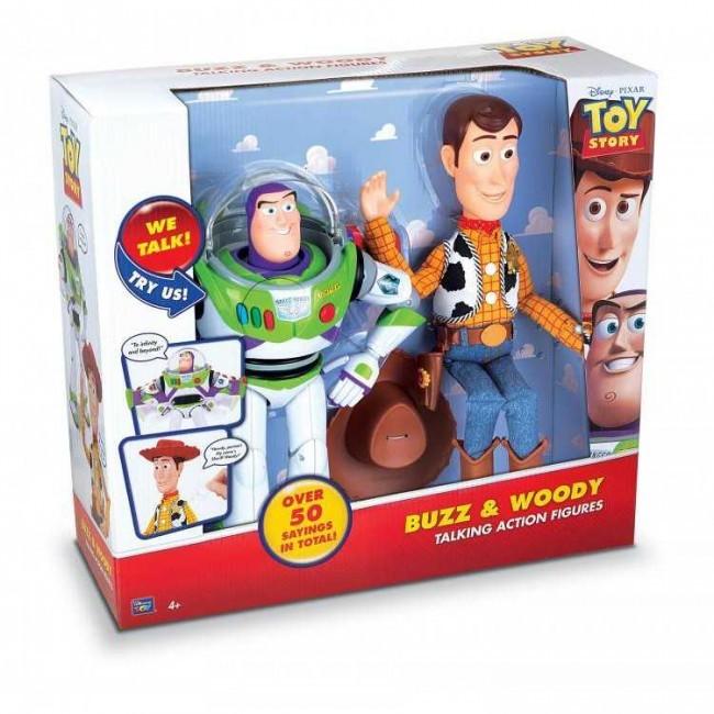 پک دوتایی عروسک های باز و وودی (Toy Story) |