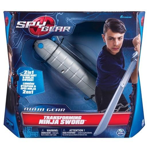شمشیر تبدیل شونده 2 در1 Spy Gear |