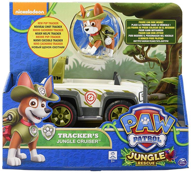 Winter Toys 10 And Up : ماشین تراکرز سگ های نگهبان پاوپاترول