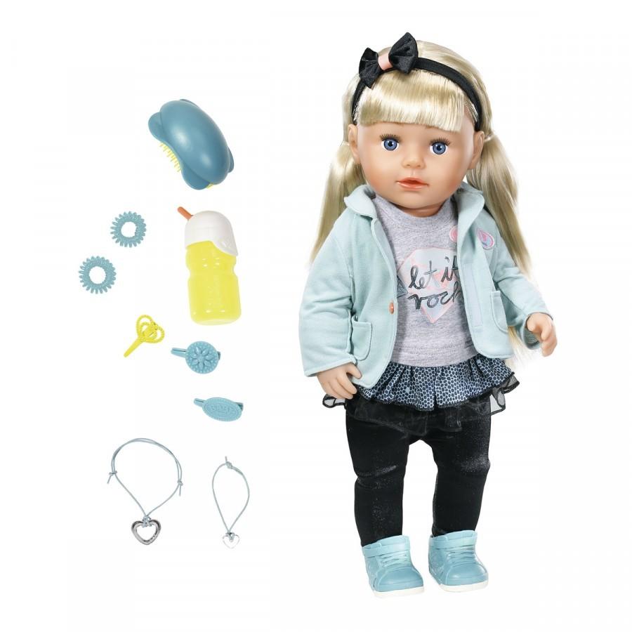 عروسک 43 سانتی خواهر بی بی بورن مدل SISTER IN CITY |