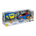 ماشین Super Friends Clip and Go Hero مدل سوپرمن (Superman), image 1