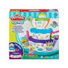 ست خمیربازی مدل کیک تولد Play Doh, image 1