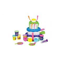 ست خمیربازی مدل کیک تولد Play Doh, image 2