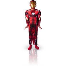 لباس عضلانی آیرون من به همراه ماسک, image 1