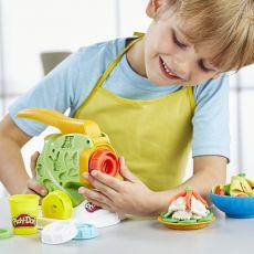 ست خمیربازی مدل دستگاه پاستا ساز Play Doh, image 4