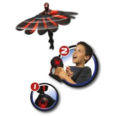 قهرمان پرنده اسپایدرمن Miles Moral, image 3