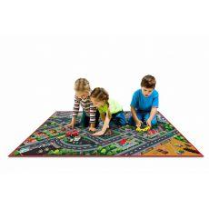 فرش بازی توی توی مدل شهر پسرانه, image 1
