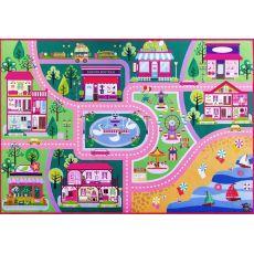 فرش بازی توی توی مدل شهر دخترها, image 3