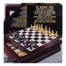 10 بازی گروهی چوبی در یک ست (Cardinal), image 1