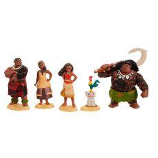 ست عروسک 5 تایی انیمیشن موانا, image 2