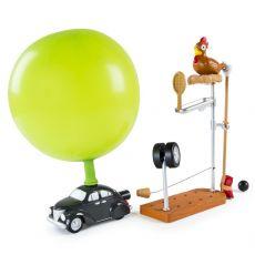 بازی فکری ماشین پر سرعت روب گلدبرگ (Rube Goldberg), image 2