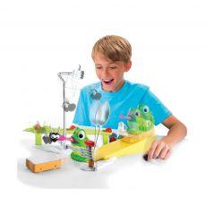 بازی فکری چالش ساخت تله  روب گلدبرگ (Rube Goldberg), image 2