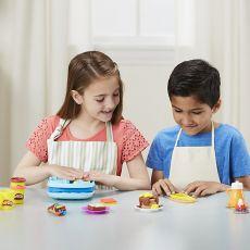 ست خمیربازی صبحانه Play Doh, image 4