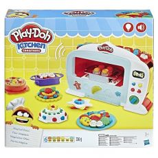 ست خمیربازی فر جادویی Play Doh, image 1