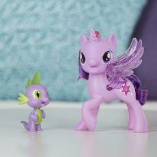عروسک موزیکال پونی TWILIGHT SPARKLE و دراگون اسپایک (My little pony Movie 2017), image 4