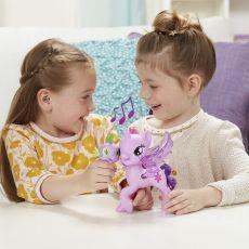 عروسک موزیکال پونی TWILIGHT SPARKLE و دراگون اسپایک (My little pony Movie 2017), image 5