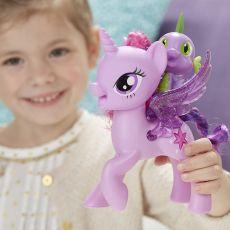 عروسک موزیکال پونی TWILIGHT SPARKLE و دراگون اسپایک (My little pony Movie 2017), image 6