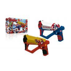 ست تفنگ بازی لیزری AVENGERS, image 5