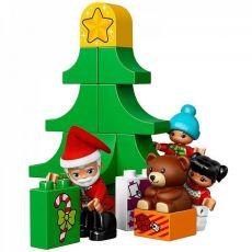 لگو مدل بابانوئل و تعطیلات زمستانی سری دوپلو (10837), image 3
