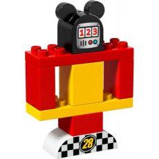 لگو دیزنی مدل ماشین مسابقه میکی سری دوپلو (10843), image 7