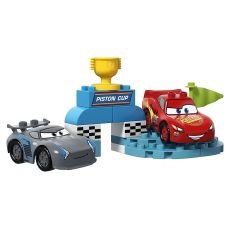 لگو مدل مسابقات Piston Cup سری دوپلو (10857), image 4