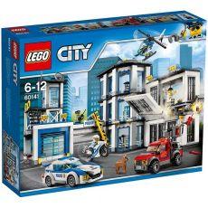 لگو مدل ایستگاه پلیس سری سیتی (60141), image 1