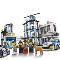 لگو مدل ایستگاه پلیس سری سیتی (60141), image 3