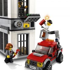 لگو مدل ایستگاه پلیس سری سیتی (60141), image 4