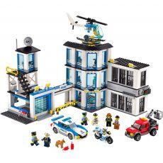 لگو مدل ایستگاه پلیس سری سیتی (60141), image 5