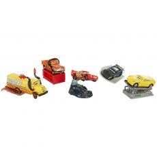 ست 5تایی فیگورهای انیمیشن Cars, image 3