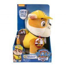 عروسک پولیشی رابل سخنگو سگ های نگهبان پاپاترول (Paw Patrol), image 2