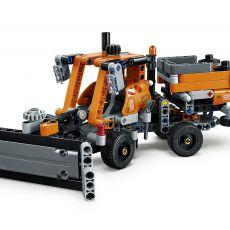 لگو 2x1 مدل کامیون و بیل مکانیکی سری تکنیک (42060), image 3