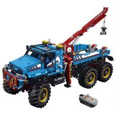 لگو 2x1 کنترلی مدل کامیون یدککش سری تکنیک (42070), image 5