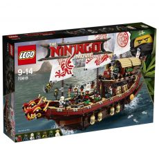 لگو مدل کشتی سری نینجاگو (70618), image 1