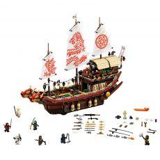لگو مدل کشتی سری نینجاگو (70618), image 6