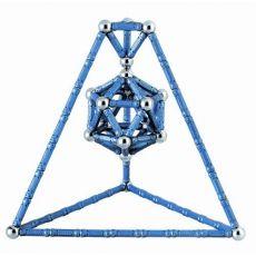 بازی مغناطیسی 100 قطعهای جیومگ مدل PRO Metal, image 2