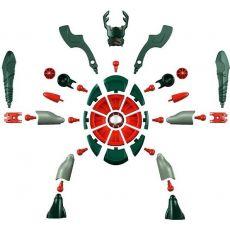 بازی مغناطیسی 103 قطعهای جیومگ مدل KOR Proteon Swomp, image 5