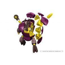 بازی مغناطیسی 103 قطعهای جیومگ مدل KOR Proteon Vulkram, image 3