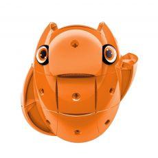 بازی مغناطیسی 55 قطعهای جیومگ مدل KOR Orange, image 8