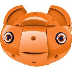 بازی مغناطیسی 55 قطعهای جیومگ مدل KOR Orange, image 7