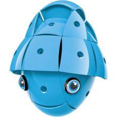 بازی مغناطیسی 55 قطعهای جیومگ مدل KOR Blue, image 3