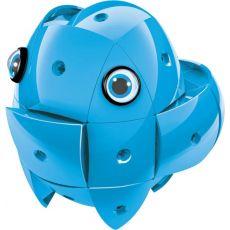 بازی مغناطیسی 55 قطعهای جیومگ مدل KOR Blue, image 4