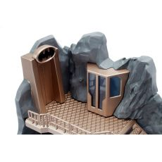 غار بتمن با دو نانو فیگور فلزی, image 3