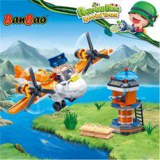 بلاک ساختنی بن بائو مدل هلیکوپتر و برج مراقبت, image 3