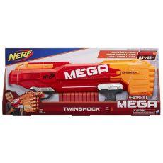 تفنگ نرف مدل TWINSHOCK سری N-STRIKE MEGA, image 1