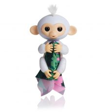 ربات میمون انگشتی درخشان فینگرلینگز  Fingerlings Monkey Glitterمدل  شوگر, image 1
