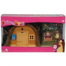 ست بازی ماشا مدل خانه خرس, image 1